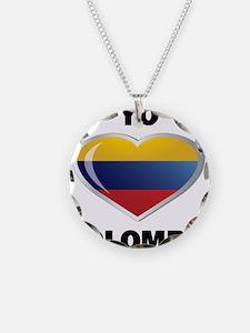 YO AMO COLOMBIA Necklace