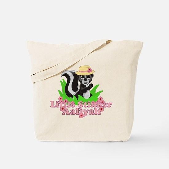 Little Stinker Aaliyah Tote Bag
