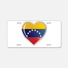 VENEZUELA Aluminum License Plate