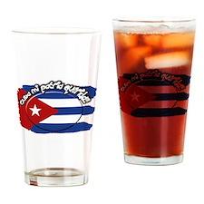 Unique Socialist Drinking Glass