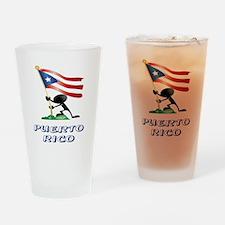 PUERTORICO Drinking Glass