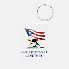 PUERTORICO Keychains
