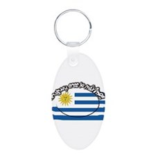 URUGUAY Keychains