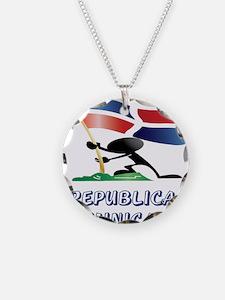 REP. DOMINICANA Necklace