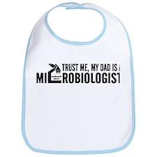 Microbiologist Dad Bib