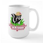 Little Stinker Addison Large Mug