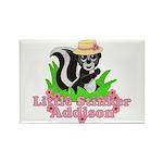 Little Stinker Addison Rectangle Magnet (100 pack)