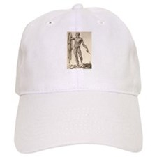artistic body Baseball Cap