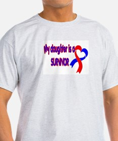 Daughter CHD Survivor T-Shirt