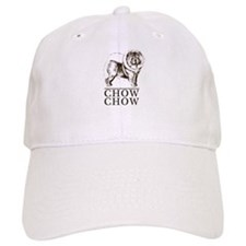 Chow Chow Breed Type Baseball Cap