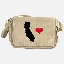 California Love Messenger Bag