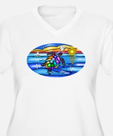 Sea Turtle #8 T-Shirt