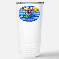 Sea Turtle #8 Stainless Steel Travel Mug