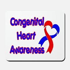 Congenital Heart Defect Mousepad