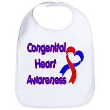 Congenital Heart Defect Bib