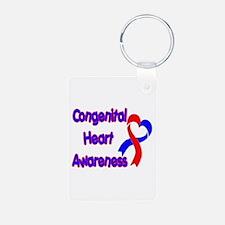 Congenital Heart Defect Keychains