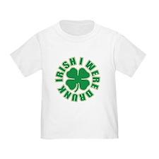 Irish I Were Drunk T