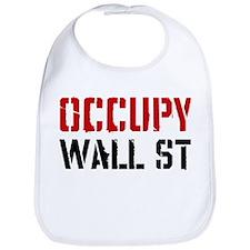 Occupy Wall St Bib