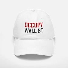Occupy Wall St Baseball Baseball Cap