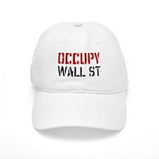 Occupy Wall St Baseball Cap