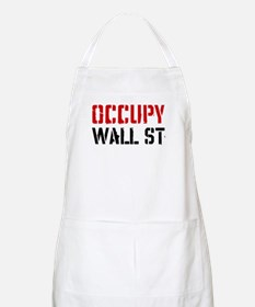 Occupy Wall St Apron