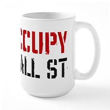 Occupy Wall St Mug
