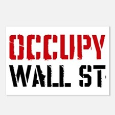 Occupy Wall St Postcards (Package of 8)