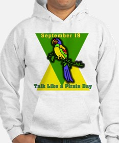 Talk Like a Pirate Day Hoodie