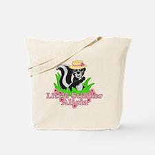 Little Stinker Alicia Tote Bag