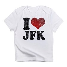 I heart JFK Infant T-Shirt