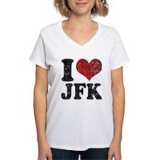 I heart JFK Shirt