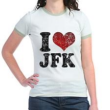 I heart JFK T