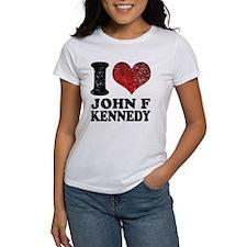I love John F Kennedy Tee