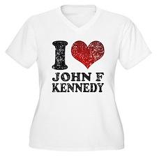 I love John F Kennedy T-Shirt