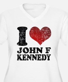 I love John F Kennedy T-Shirt