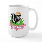 Little Stinker Allison Large Mug