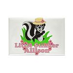 Little Stinker Allison Rectangle Magnet (100 pack)