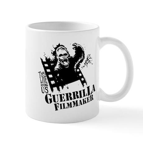 Guerrilla Filmmaker Mugs