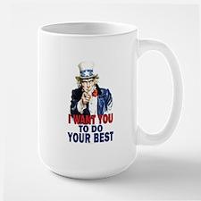 More Uncle Sam Sayings Mug