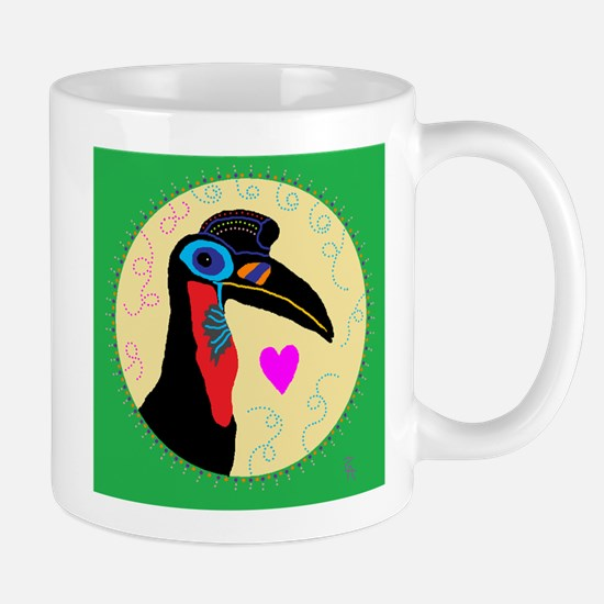 hornbill Mug
