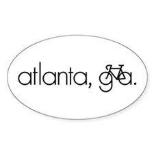 Bike Atlanta Decal