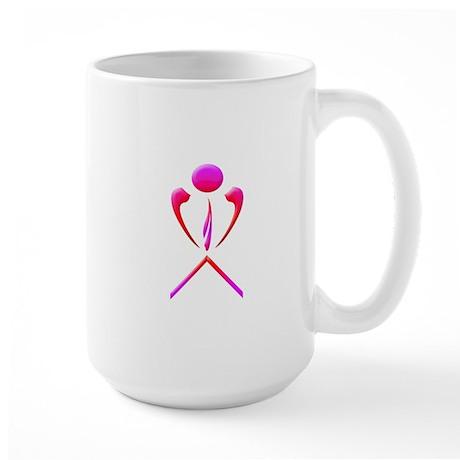 Pink Large Mug