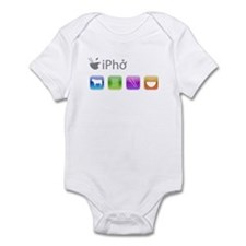 iPho Infant Bodysuit