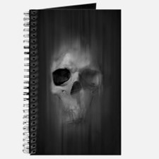 Aggressive Skull (Gray) Journal