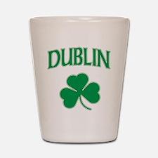 Dublin Irish Shot Glass