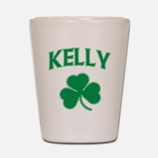 Kelly Irish Shot Glass