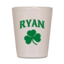 Ryan Irish Shot Glass