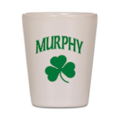 Murphy Irish Shot Glass