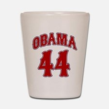 Barack Obama 44th President Shot Glass