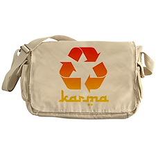 Recycle KARMA Messenger Bag